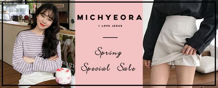 ♥Michyeora♥韓国ファッション春新商品スーパーセール