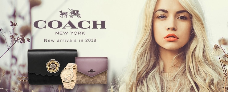 COACH NewArribals in2018 Boutique&Outlet